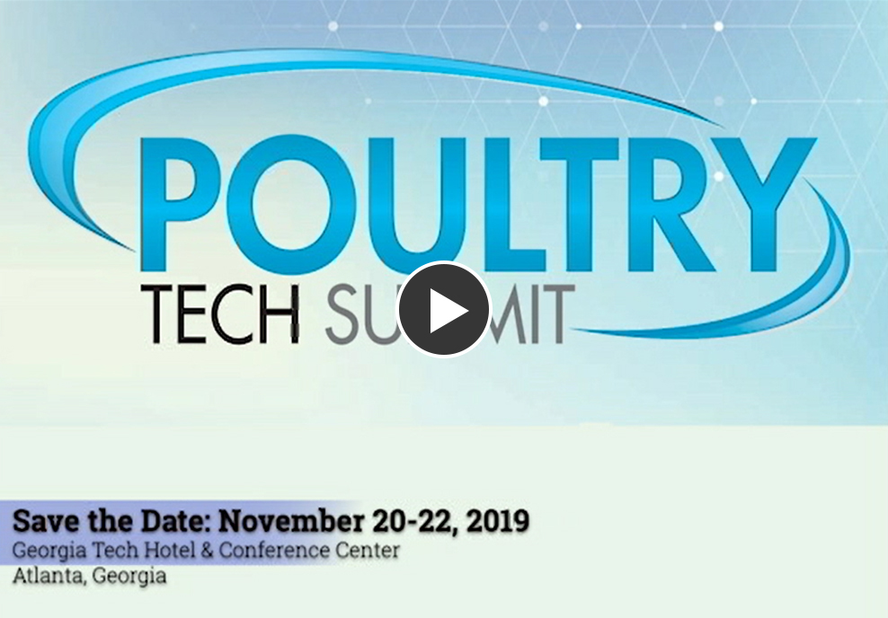 2020 poultry tech summit video